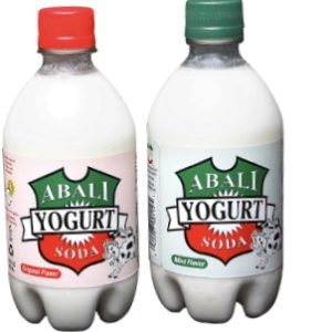 Yogurt Soda
